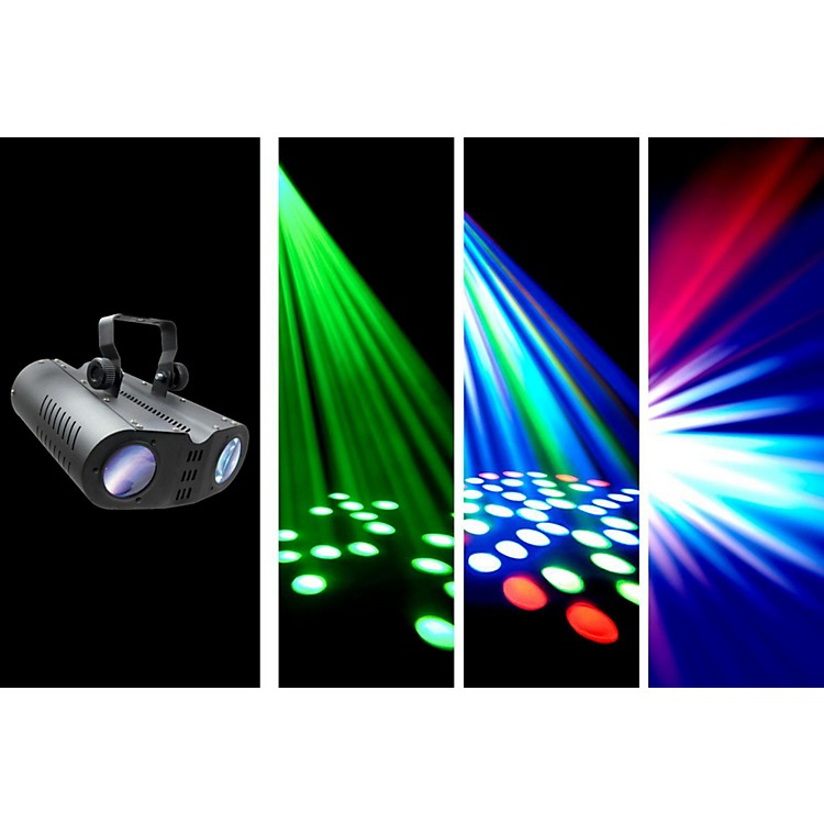 Chauvet J-Six - Dual LED Moonflower