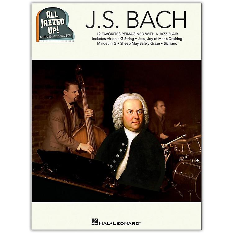 Hal LeonardJ.S. Bach - All Jazzed Up!  Intermediate Piano Solo Songbook