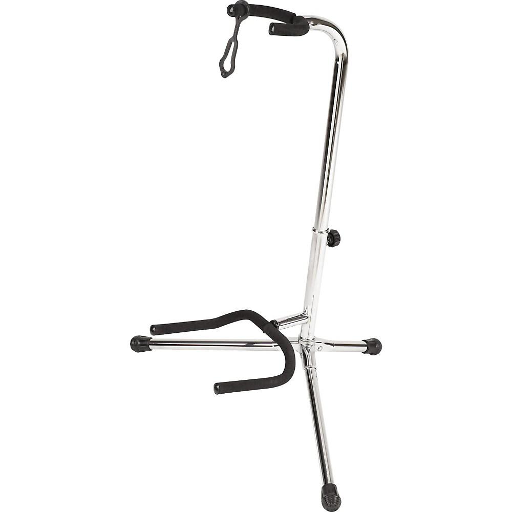 fretrest by proline guitar stand 2 pack chrome ebay. Black Bedroom Furniture Sets. Home Design Ideas