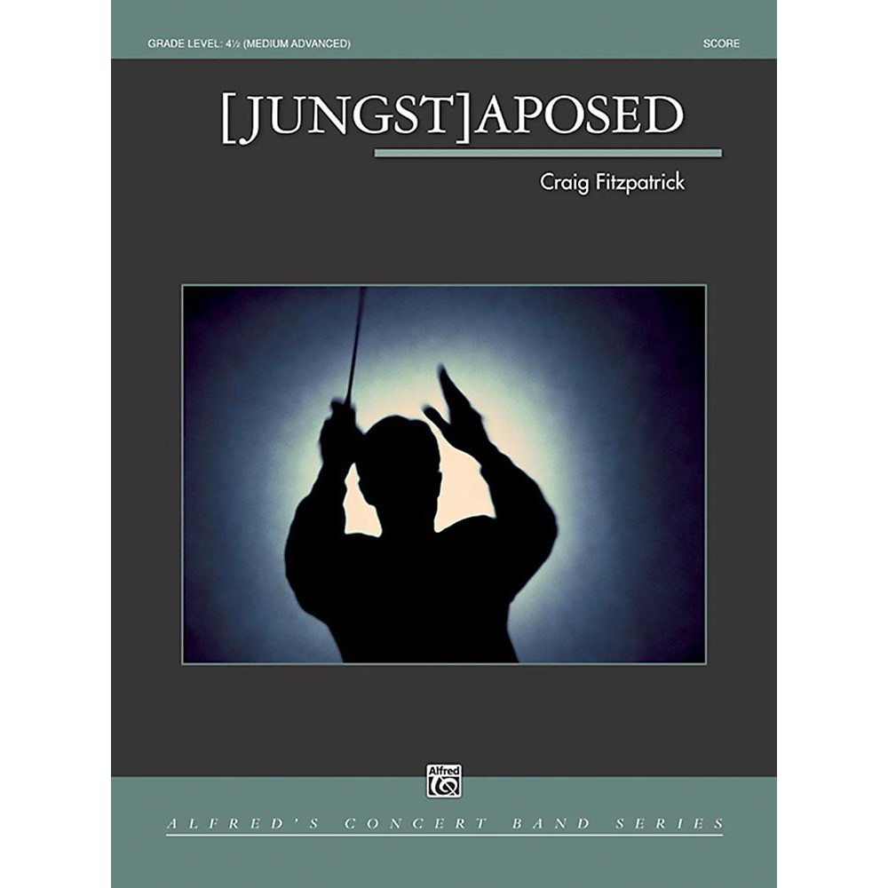Alfred [Jungst]aposed Concert Band Grade 4.5 Set