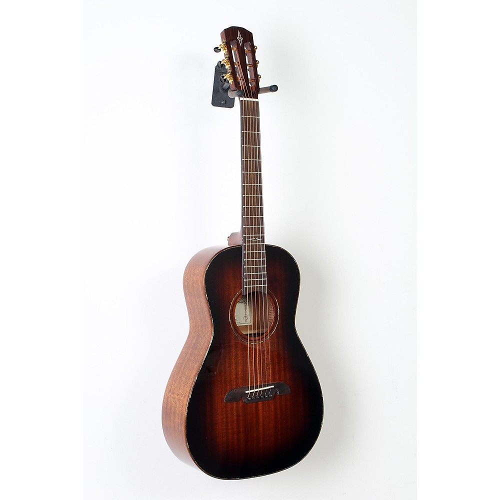 alvarez mpa66 masterworks parlor acoustic guitar shadow burst 190839027412 ebay. Black Bedroom Furniture Sets. Home Design Ideas