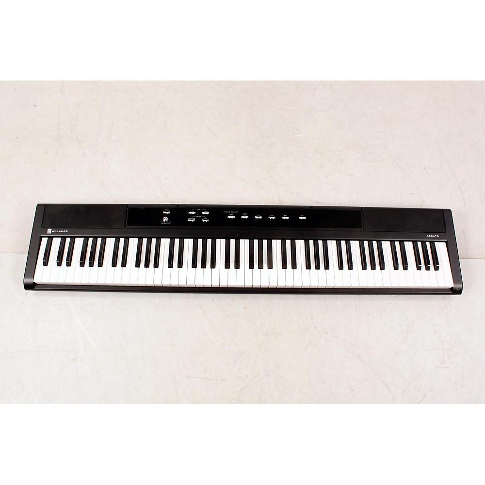 williams legato 88 key digital piano manual