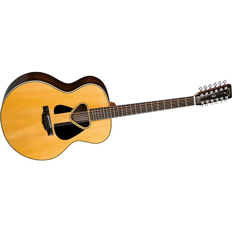 Martin J12SO Sing Out 60th Pete Seeger 12-String Acoustic Guitar Natural