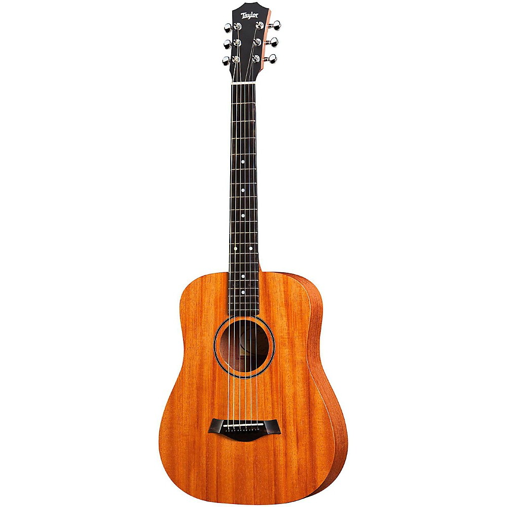 taylor baby taylor mahogany top acoustic electric guitar natural ebay. Black Bedroom Furniture Sets. Home Design Ideas