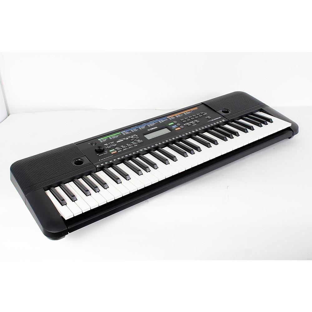 Yamaha psr e253 61 key portable keyboard 190839076403 ebay for Yamaha piano keyboard 61 key psr 180