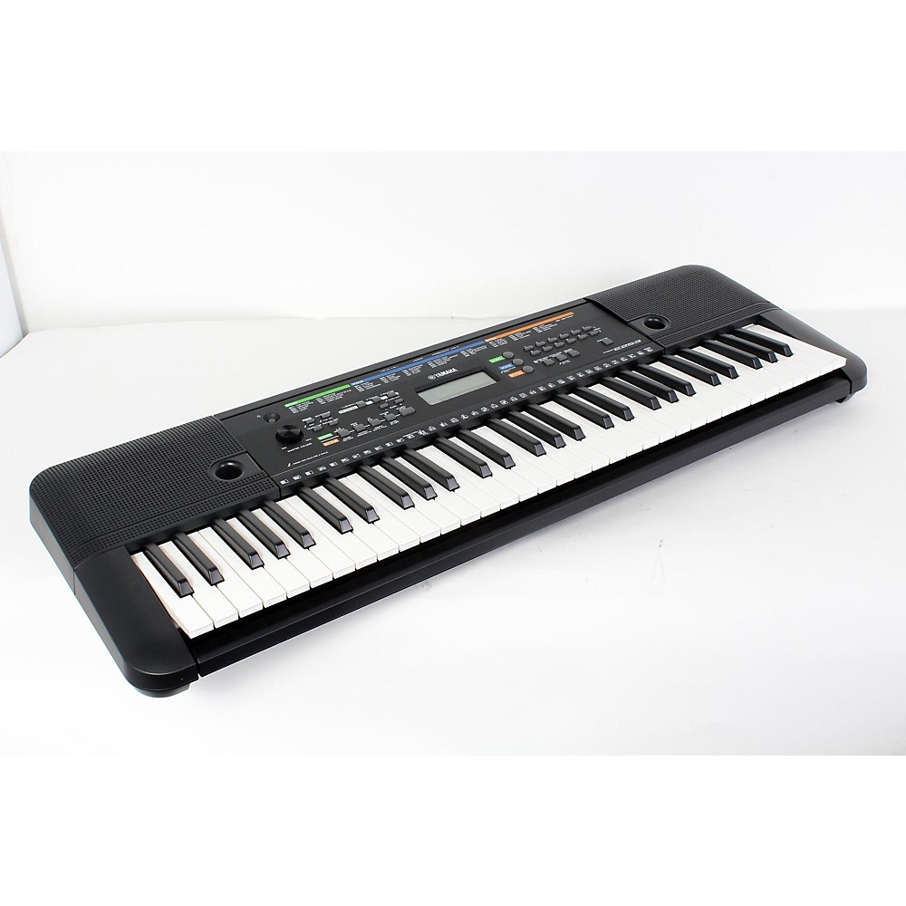 yamaha psr e253 61 key portable keyboard 190839076403 ebay. Black Bedroom Furniture Sets. Home Design Ideas