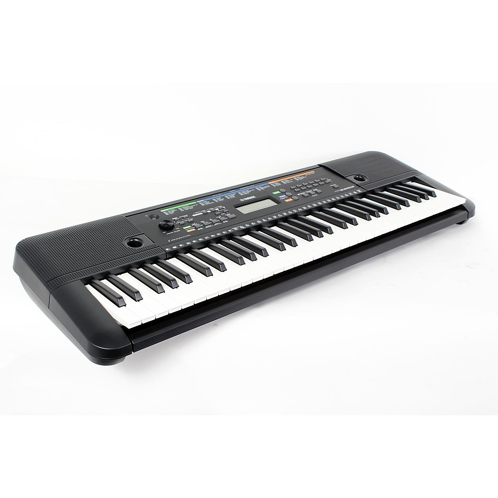 yamaha psr e253 61 key portable keyboard 888365997261 ebay. Black Bedroom Furniture Sets. Home Design Ideas
