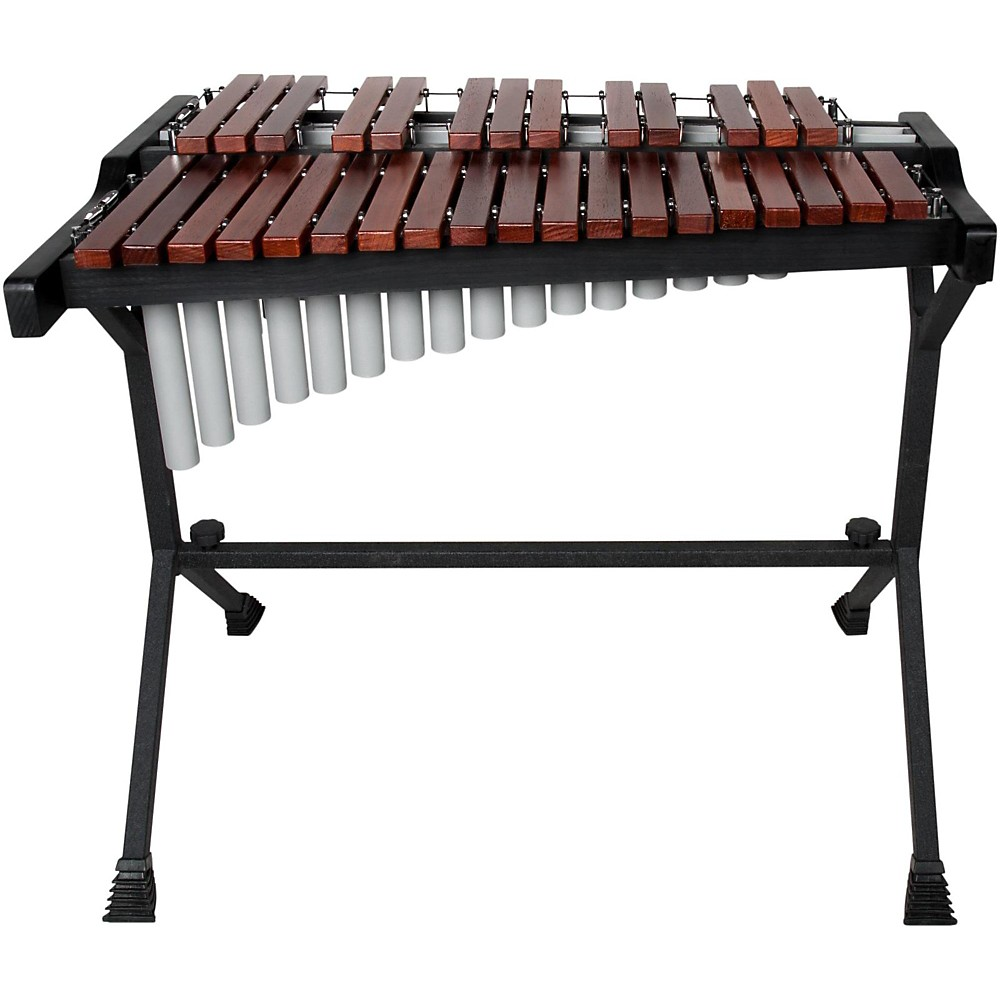 Sound Percussion Labs 2-2/3 Octave Xylophone Padauk Wood Bars with Resonators | eBay