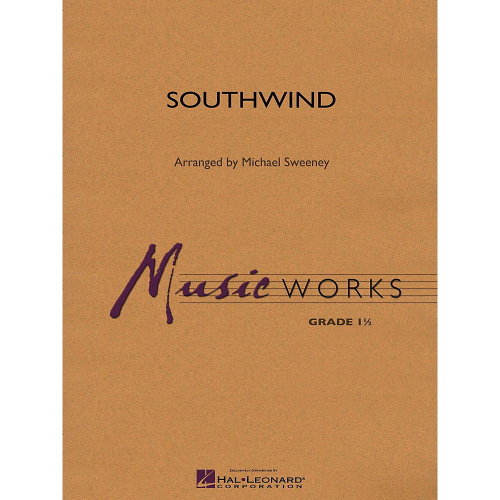 Hal Leonard Southwind Concert Band Level 1