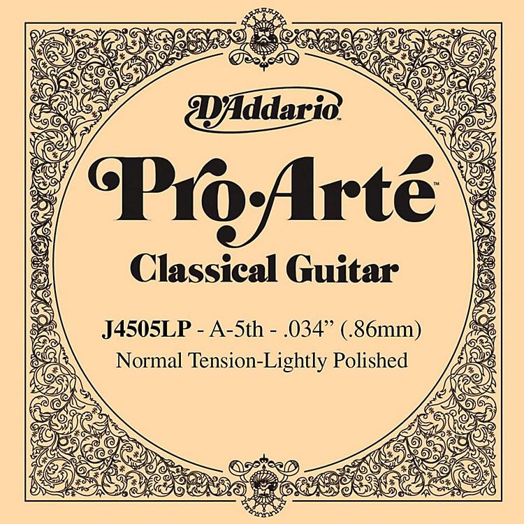 D'AddarioJ45 A-5 Pro-Arte Composites Normal LP Single Classical Guitar String