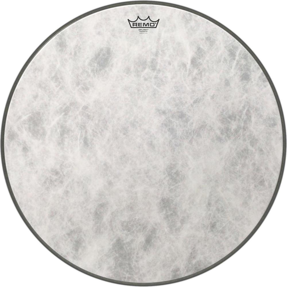 Drum Head Meaning : remo diplomat fiberskyn bass drum head 22 in ebay ~ Vivirlamusica.com Haus und Dekorationen