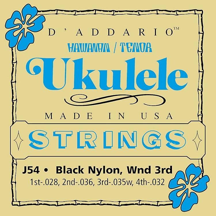 D'AddarioJ54 tenor Ukulele/Ha