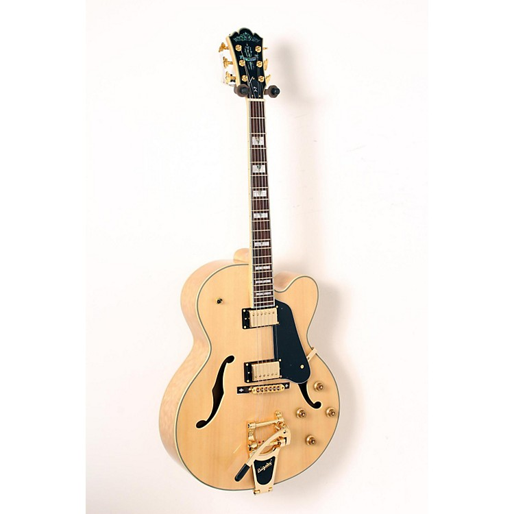 WashburnJ7V Jazz Venetian Cutaway Electric GuitarNatural888365911083
