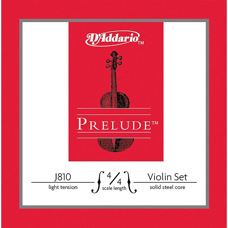 D'AddarioJ810 Prelude 4/4 Violin String Set
