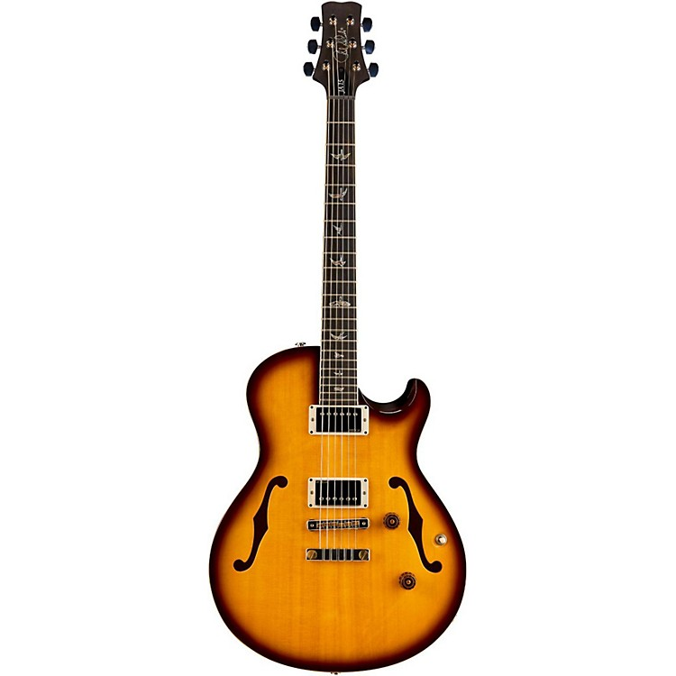 PRSJA-15 Electric GuitarMcCarty Tobacco SunburstNickel Hardware
