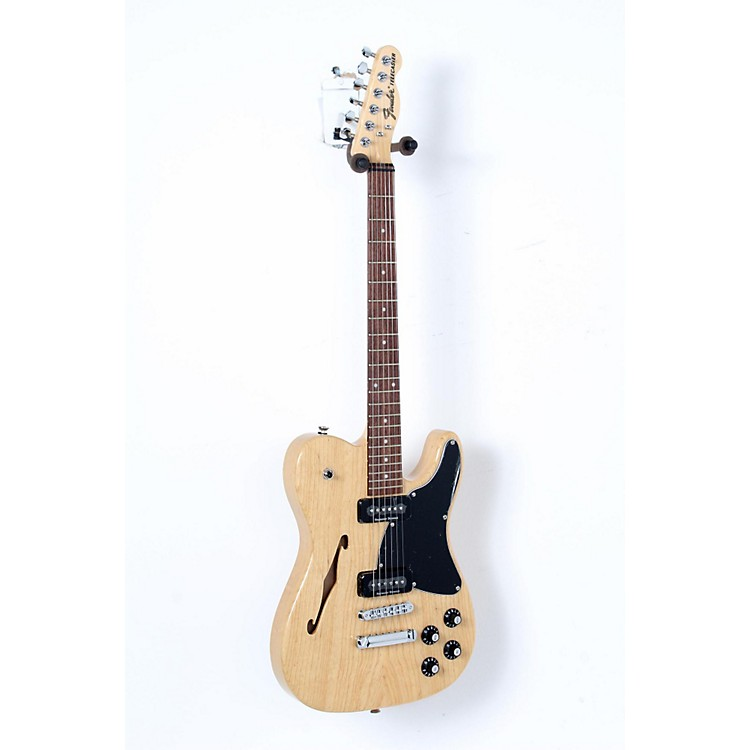 Fender JA-90 Telecaster Electric Guitar Natural 888365904443