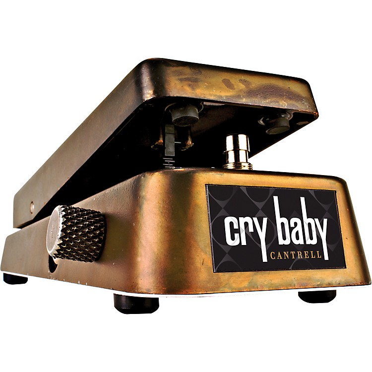 DunlopJC95 Jerry Cantrell Signature Cry Baby Wah Guitar Effects Pedal
