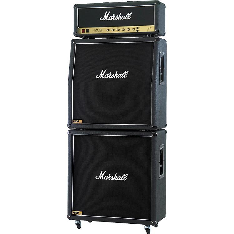 MarshallJCM800 2203X, 1960A, and 1960B Tube Guitar Full Stack