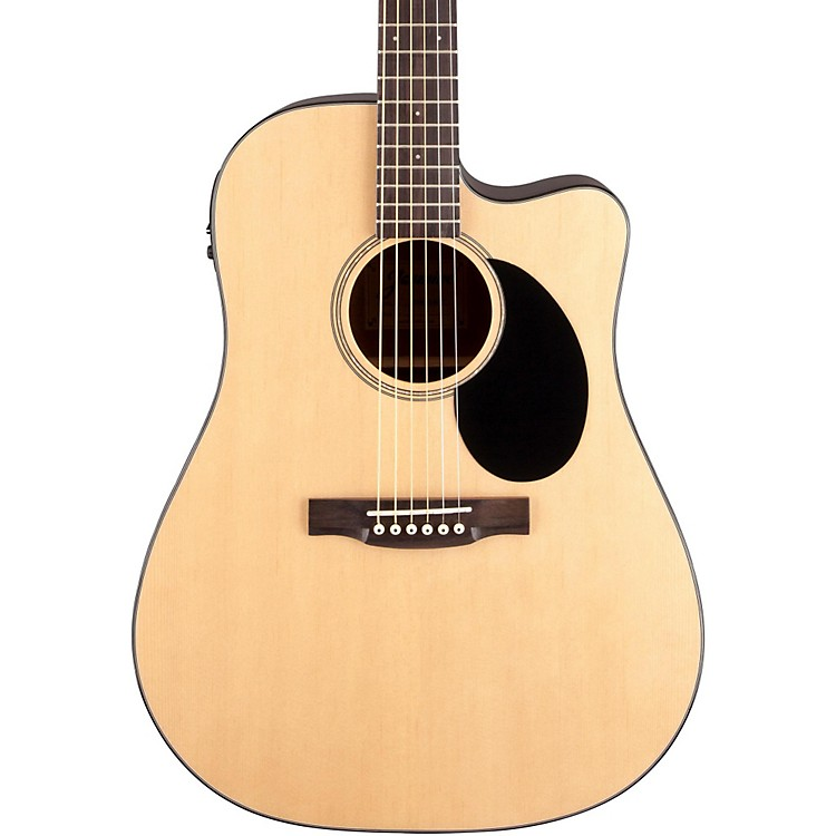 JasmineJD-36CE Dreadnought Acoustic-Electric GuitarNatural