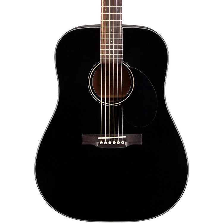 Jasmine JD-39 Dreadnought Acoustic Guitar Black
