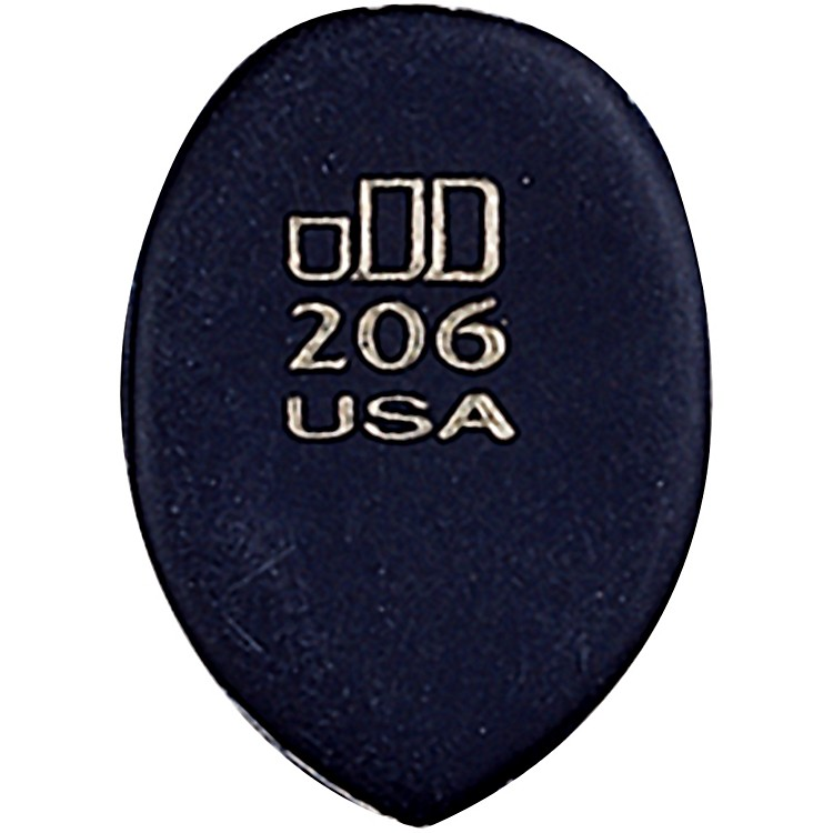 Dunlop JD JazzTone 206 Guitar Picks 6-Pack