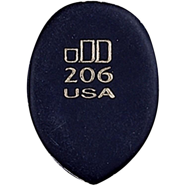 DunlopJD JazzTone 206 Guitar Picks 6-Pack
