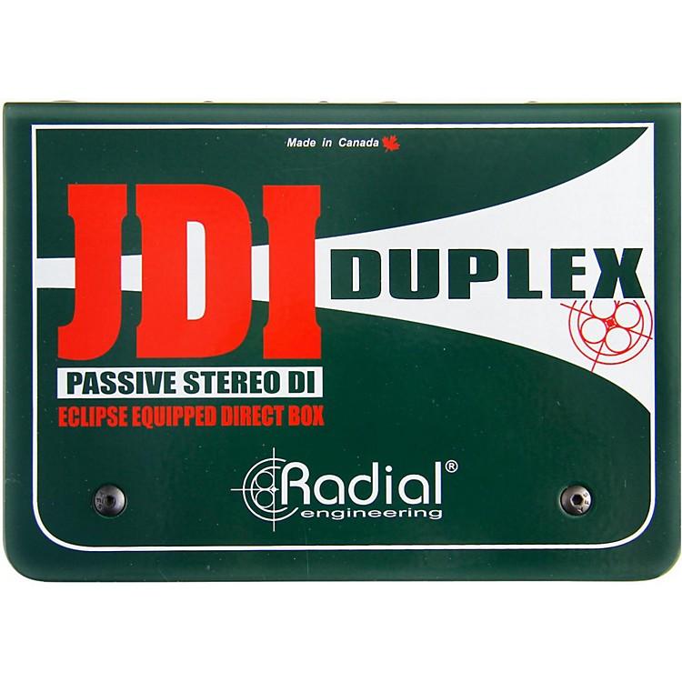 Radial EngineeringJDI Duplex Stereo Direct Box