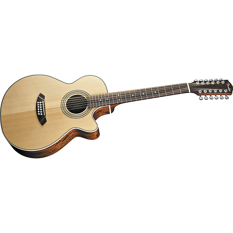 Fender JG12CE-12 12-String Acoustic-Electric Guitar