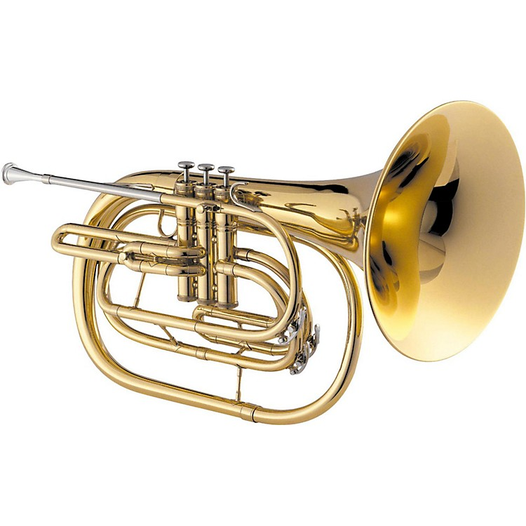 Jupiter JHR1000M Qualifier Series Bb Marching French Horn Lacquer