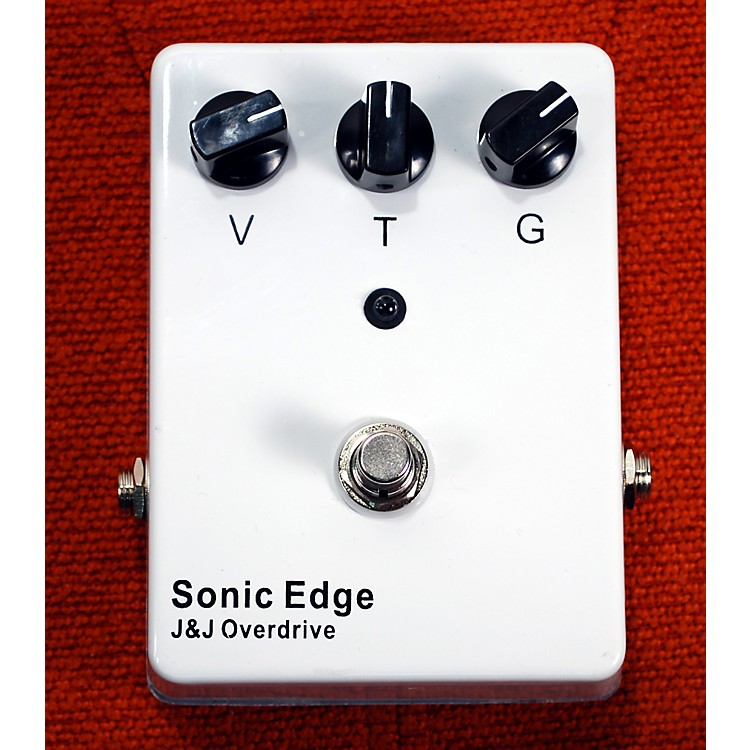 Sonic Edge J&J Overdrive Guitar Effects Pedal
