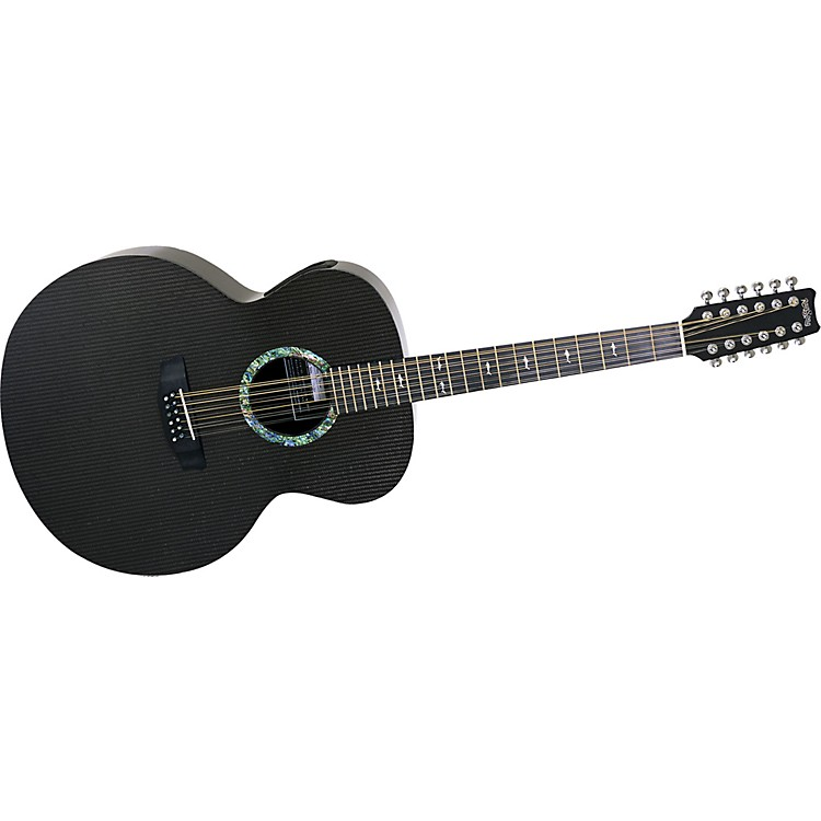 RainSong JM3000 Jumbo 12-String Acoustic-Electric Guitar