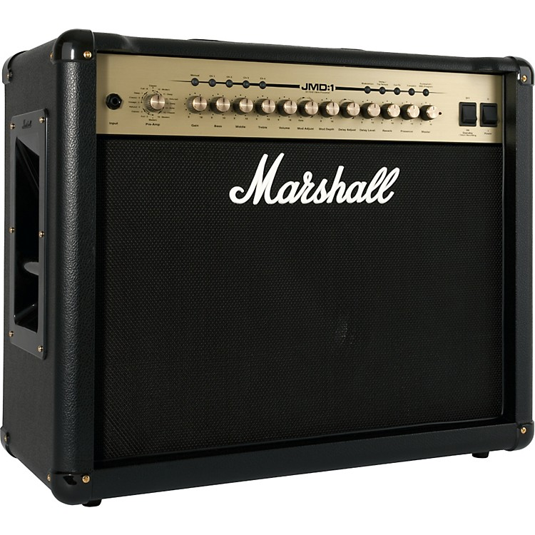 Marshall JMD1 Series JMD501 50W 1x12 Digital Guitar Combo Amp Black