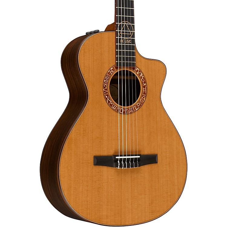 TaylorJMSM Jason Mraz Signature Model Grand Concert Acoustic-Electric GuitarNatural