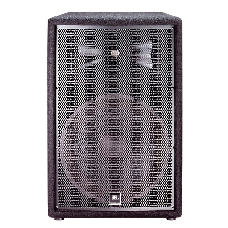 JBLJRX215 15 two-way passive loudspeaker system with 1000W peak power handling
