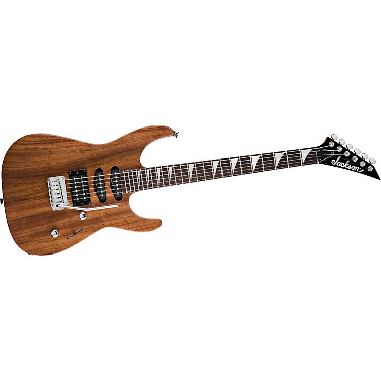 Jackson JS23 Dinky Electric Guitar Natural