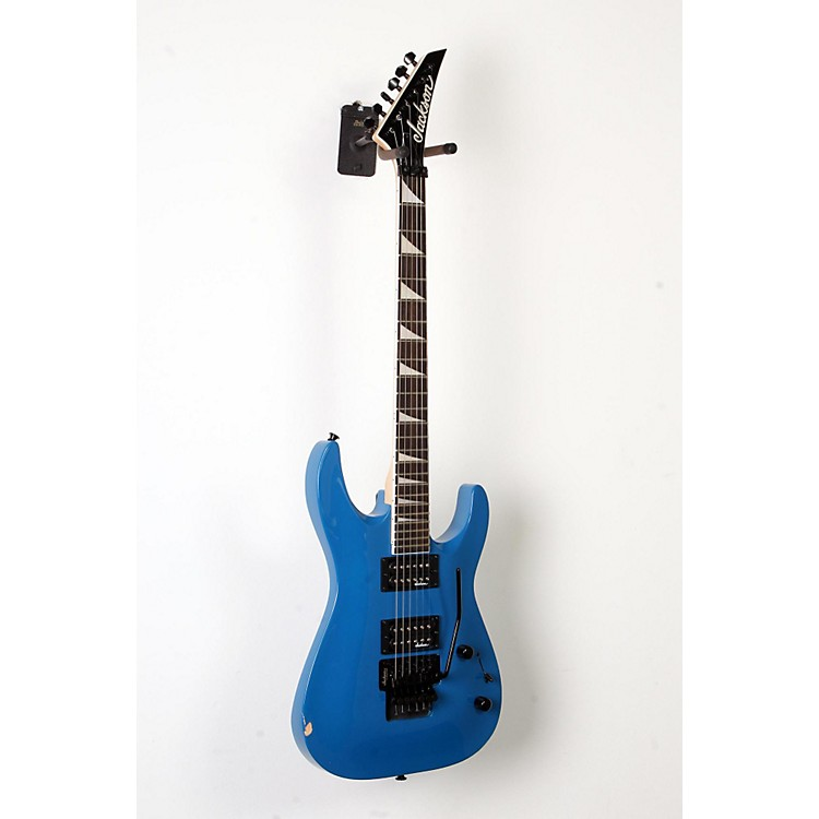 Jackson JS32 Dinky DKA Electric Guitar Bright Blue 888365831589