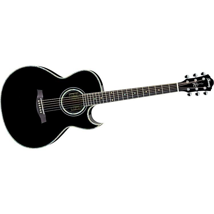 IbanezJSA10 Satriani Signature All-Solid Acoustic-Electric Guitar