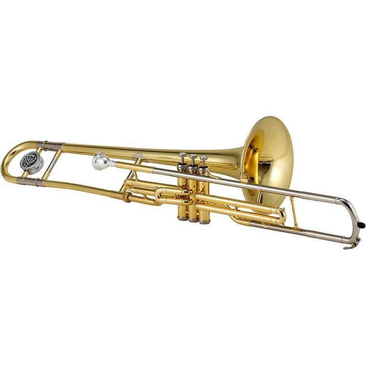 JupiterJTB720V Series C Valve TromboneLacquerYellow Brass Bell