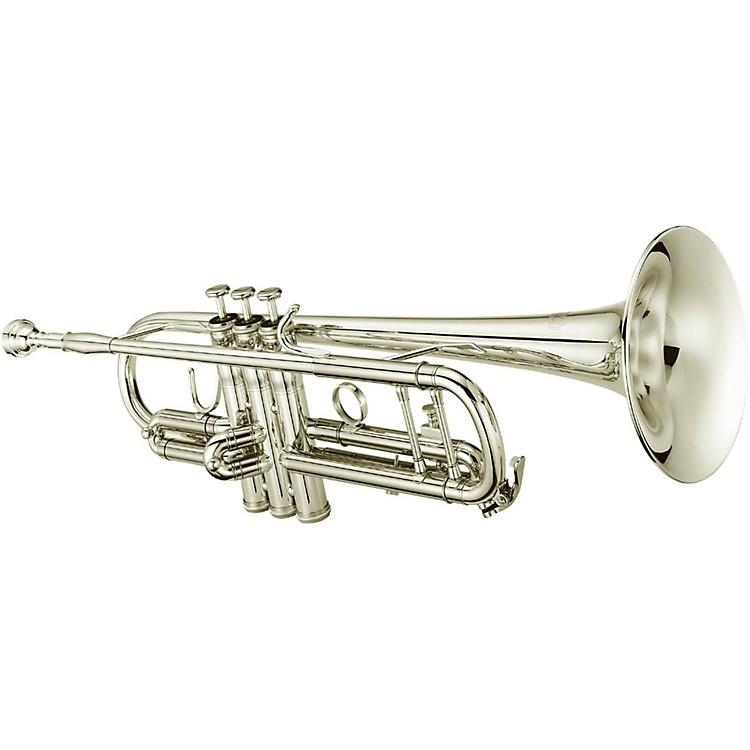 JupiterJTR1100M Quantum Series Bb Marching TrumpetSilver plated