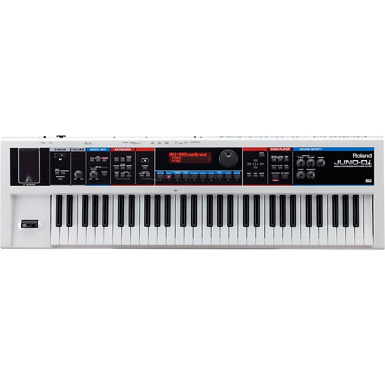 Roland JUNO-Di Mobile Synthesizer White White