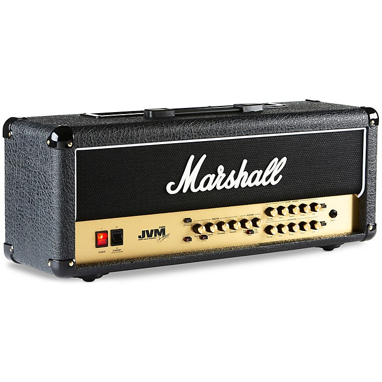 marshall jvm series jvm210h 100w tube guitar amp head black music123. Black Bedroom Furniture Sets. Home Design Ideas