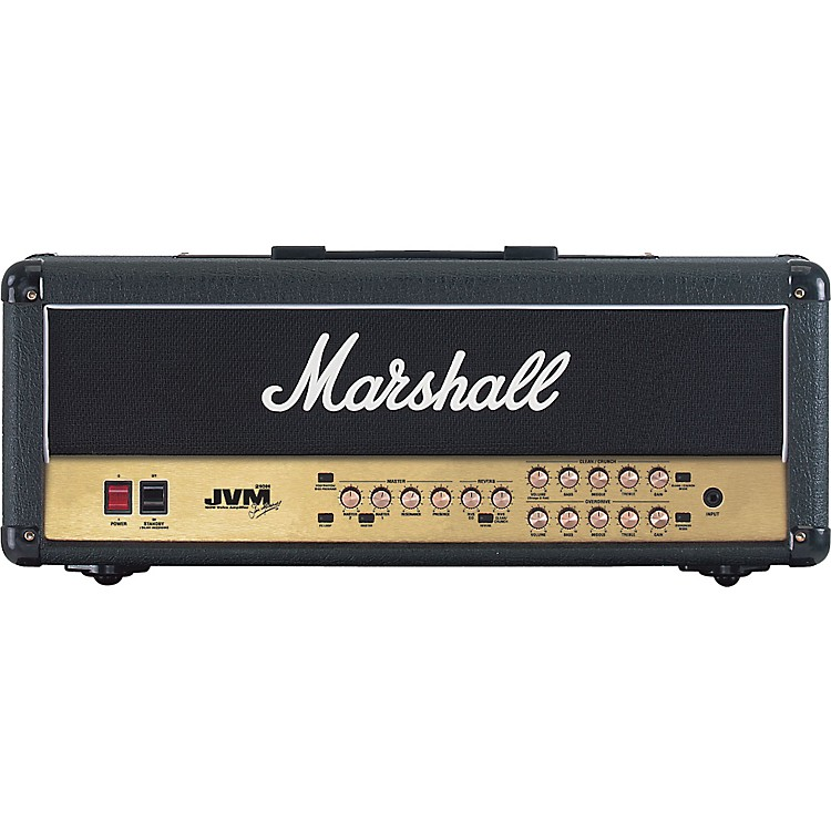 Marshall JVM Series JVM210HCF 100W Tube Guitar Amp Head