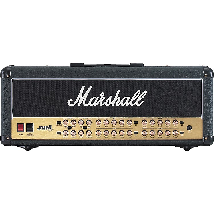 Marshall JVM Series JVM410HCF 100W Tube Guitar Amp Head Custom