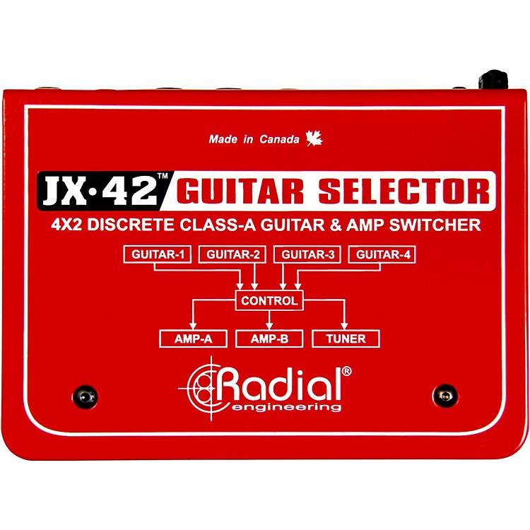 Radial EngineeringJX-42 Guitar and Amp Switcher