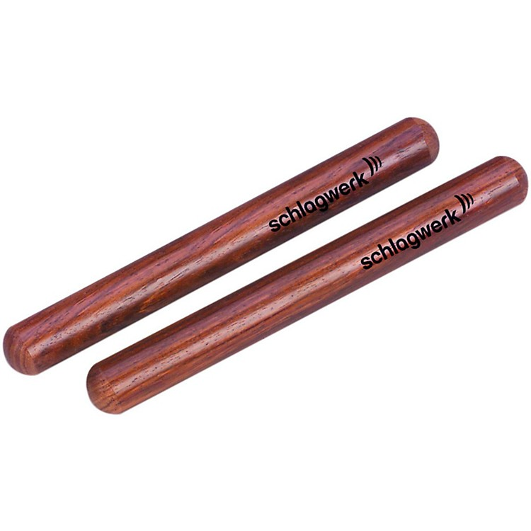 SCHLAGWERK Jacaranda Wood Claves 25 mm