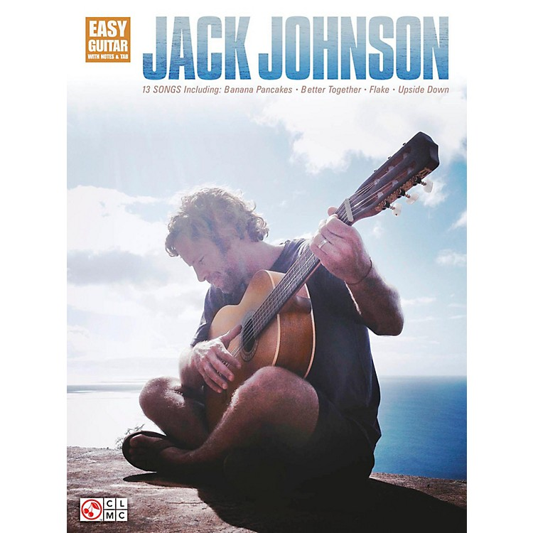 Hal Leonard Jack Johnson - Easy Guitar Tab