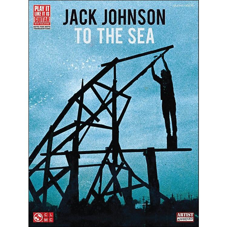 Hal LeonardJack Johnson: To The Sea Guitar Tab Songbook