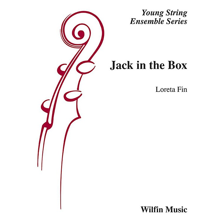 Alfred Jack in the Box String Orchestra Grade 1 Set