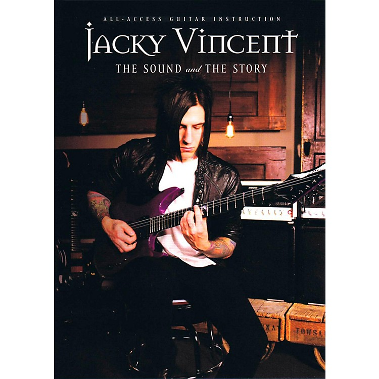 Fret12Jacky Vincent from Falling Reverse The Sound And The Story Guitar Instructional/Documentary DVD