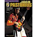 Hal Leonard Jaco Pastorius Bass Signature Licks Book with CD